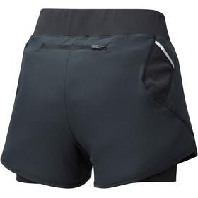 Mizuno Mujin 4.5 2In1 Shorts Women, black